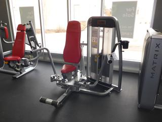 Cybex Eagle Fly/Rear Delt Machine