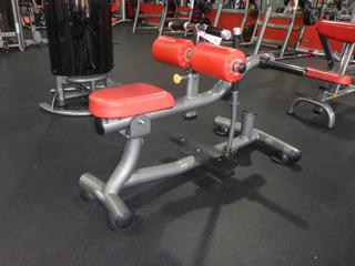 Matrix Seated Calf Bench