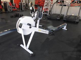 Concept 2 PM3 Rowing Machine
