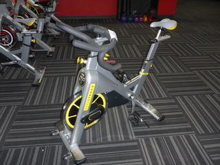 Livestrong S-Series Spin Bike *Note: No Display Screen*