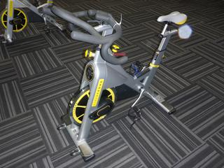 Livestong S-Series Spin Bike *Note: No Display Screen*