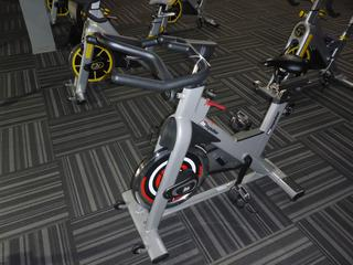 Impulse Spin Bike *Note: No Display Screen*