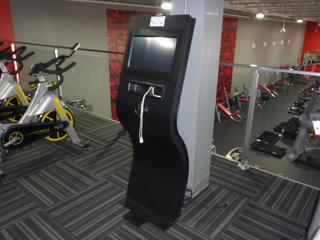 Indoor Cycling MyRide V3.0 110-240V  17in Touch Screen Virtual Trainer