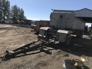 Selling Off-Site - 2001 JP 3 Axle Gravel Wagon VIN 2J9WAKC4715040029 Located at 5717 - 84 Street SE Calgary, AB Call Johnnie @ 403-990-3978 For Further Information and Viewing.
