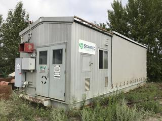 Selling Off-Site - 2019 Ram 250 HP Driven Howden XRV 204 110 Mud Chiller S/N SRC-4030. Located at 9423 Shepard Rd SE Calgary, AB