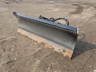 Kubota DZ3084 84in 6-Way Dozer Blade To Fit Skid Steer. SN 1056286K