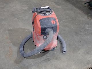 Hilti VC150-10X 8Gal 120V Wet/Dry Construction Vacuum. SN 016857