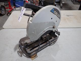 Delta 20-142C 14in 120V Abrasive Cut Off Saw