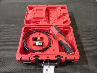 Milwaukee M-Spector Inspection Scope. SN H30AD1830