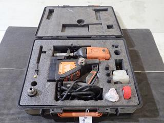 Walter Icecut 100 Magnetic Drilling Unit w/ Magnetic Adhesion