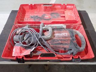 Hilti TE 1000-AVR 120V Concrete Breaker