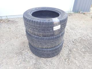 Qty Of (3) Hankook Dynapro 275/55 R20 Tires