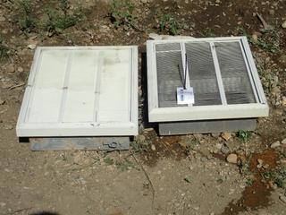 (2) Dimplex 240/208V Single Phase 4000/3000 Heaters