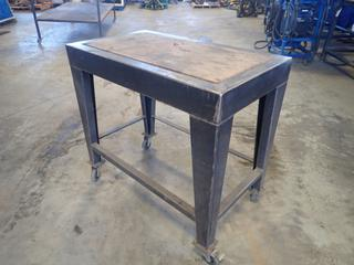 42in X 24in X 34in Portable Work Bench