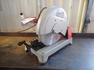 Milwaukee 120V 14in Heavy Duty Dry-Cut Machine