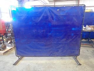 8ft X 6ft Tillman Welding Screen