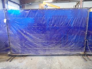 10ft X 6ft Tillman Welding Screen