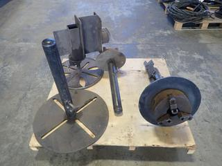Qty Of Pipe Spinners