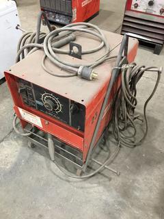 Canox C-250E AC/DC Single Phase Electric Welder.