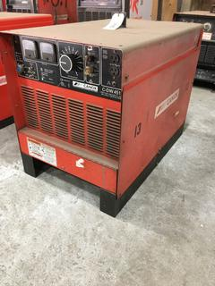 Canox C-DW 451 3 Phase Electric Welder.