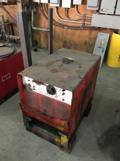 3 Phase Electric Welder w/Stand.