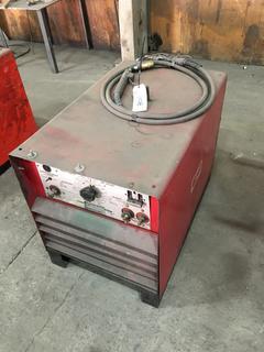 Canox C-SRH333 3 Phase Electric Welder.