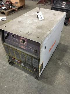 Hobart Cyberlex 452 3 Phase Electric Welder.