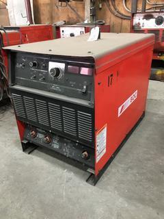 BOC Ultraweld 452 3 Phase Electric Welder.
