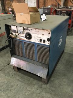Miller MP-45E 3 Phase Electric Welder.