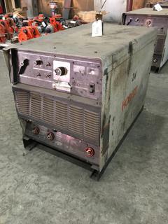 Hobart Cyberflex 452 3 Phase Electric Welder.