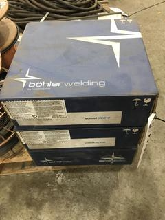 """(3) Boxes of .045"""" Welding Wire."""
