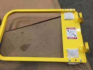 (3) LSG-33 Ladder Safety Gates.