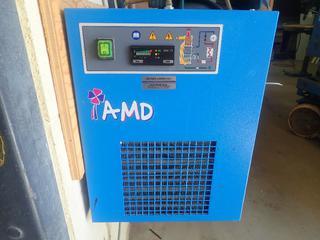 2016 Omega AMD035UP_JB 3.7A 115V Single Phase Air Dryer w/ DMC 15 Controller. SN 160012034/16