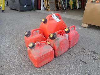 Qty Of Jerry Cans