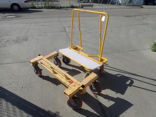 MetalTech Series 2000 Drywall Cart C/w Modular Cart System