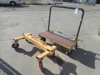 Drywall Cart C/w Modular Cart System