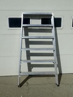 Sturdy 6ft Aluminum Sawhorse