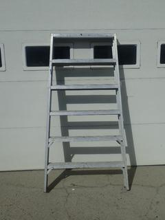 6ft Aluminum Sawhorse