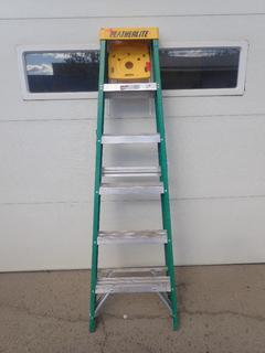 Featherlite 6ft Step Ladder