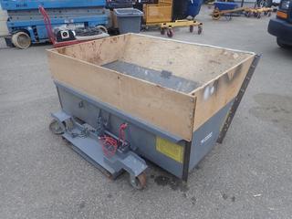 Hercules Portable Dump Bin