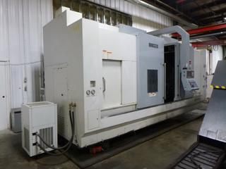 2012 Mighty Viper CNC Machine, Model VT-70A-2000, SN 2391205011, With Betake Production Corp Chip Conveyor, Model HAC, SN 36 41003, Includes 3 Jaw Chuck, Multi-Tool Turrent, 3Phase 220V. *Note: Still In Use June 2021* *Buyer Responsible For Loadout*