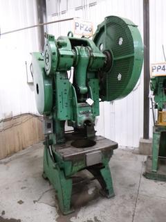 Schuler Punch Press, Model PENR50/224, 50 Tonne. *Note: No Dies*  *Buyer Responsible for Loadout*