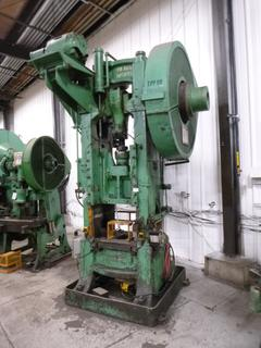 E.W. Bliss Punch Press, Model No. 305, SN 68921 *Note: No Dies*  *Buyer Responsible for Loadout*