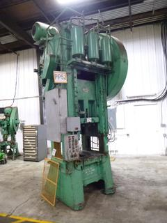 E.W. Bliss Punch Press, Model S1-100-24X30, SN CN2181, *Note: No Dies* *Buyer Responsible for Loadout*
