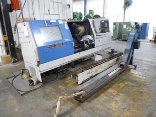 Ikegai CNC Machine, Model TU26L, SN 53178V, Product  T3516-03, With LNS Turbo Chip Conveyor, Model 62878314, Includes 3 Jaw Chuck, Multi-Tool Turrent, SN 387686 *Buyer Responsible For Loadout*