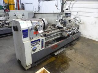 Modern Lathe Model 560X2000, SN 61112, Crate of Tooling And Operational Manual, Includes (3) 3 Jaw Chuck, (1) 4 Jaw Chuck, 8 Ft. Bed, *Buyer Responsible For Loadout*