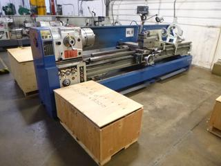 2011 ChinHung Lathe, Model CHD-660x3000, SN CH11734, Crate of Tooling And Operating Manual / Parts List, 3 and 4 Jaw Chuck, 12 Ft. Bed, *Buyer Responsible For Loadout*