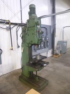 1980 Milling Machine, SN 14335 *Buyer Responsible For Loadout*