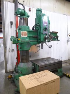 Kitchen-Walker Milling Machine With Tooling *Buyer Responsible For Loadout*