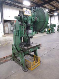 Johnson Punch Press, Model 5, *Note: No Dies* *Buyer Responsible for Loadout*